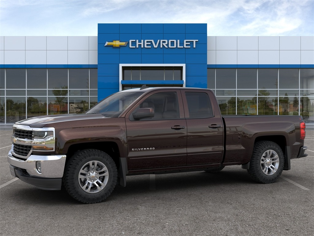 2018 Silverado 1500 Double Cab 4x4,  Pickup #CHJ705 - photo 3