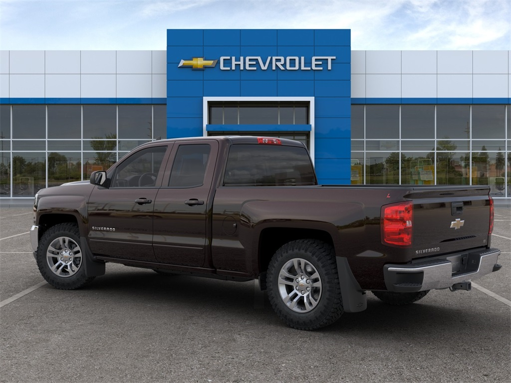 2018 Silverado 1500 Double Cab 4x4,  Pickup #CHJ705 - photo 4