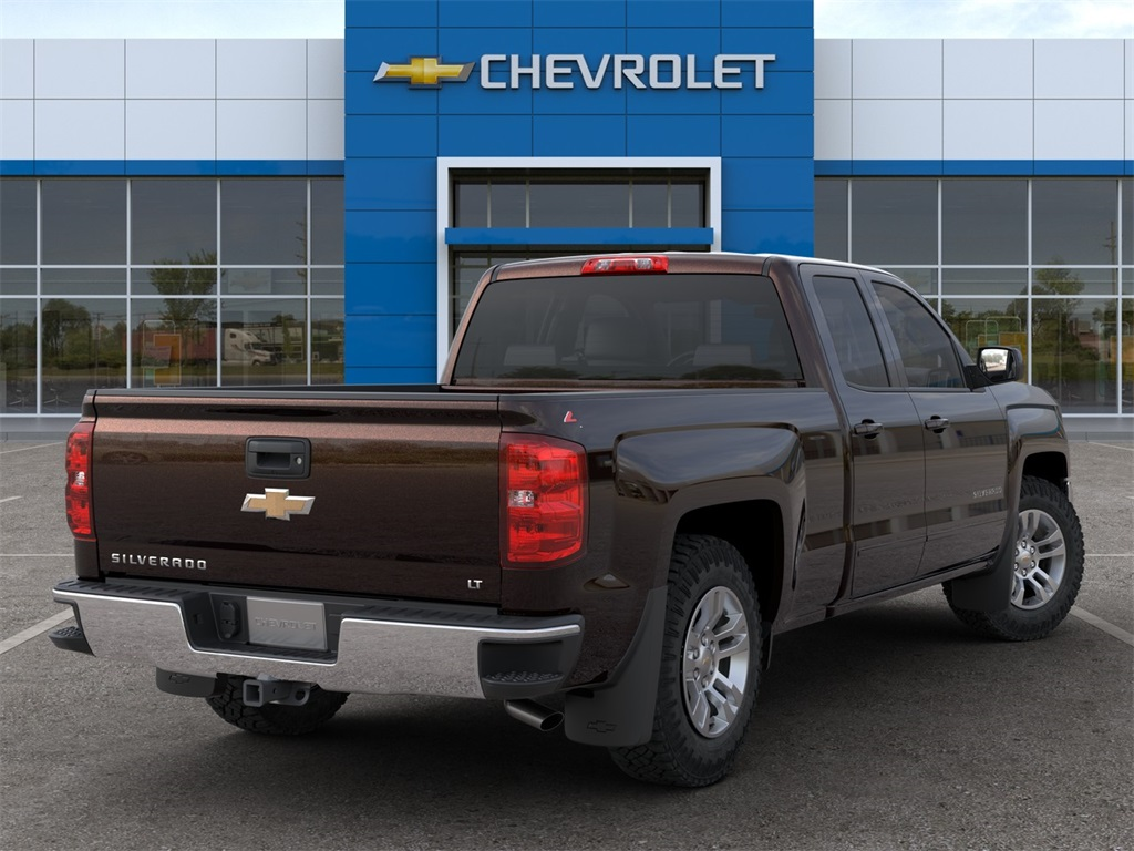 2018 Silverado 1500 Double Cab 4x4,  Pickup #CHJ705 - photo 5