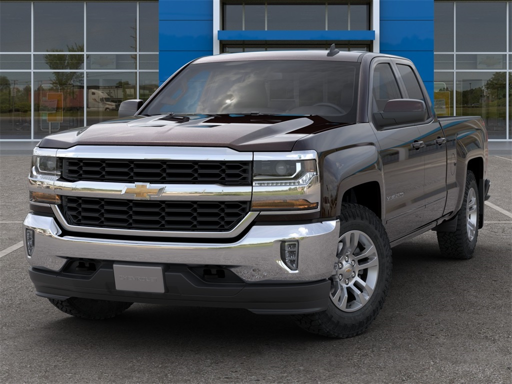 2018 Silverado 1500 Double Cab 4x4,  Pickup #CHJ705 - photo 2