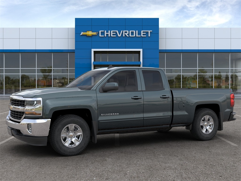 2018 Silverado 1500 Double Cab 4x4,  Pickup #CHJ716 - photo 3