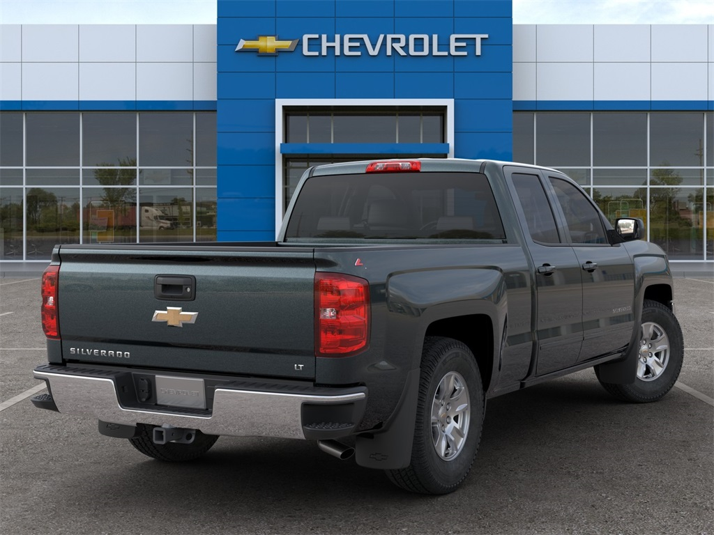 2018 Silverado 1500 Double Cab 4x4,  Pickup #CHJ716 - photo 2