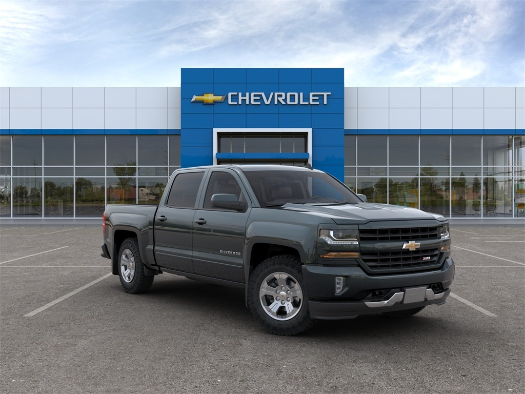 2018 Silverado 1500 Crew Cab 4x4, Pickup #CHJ730 - photo 1