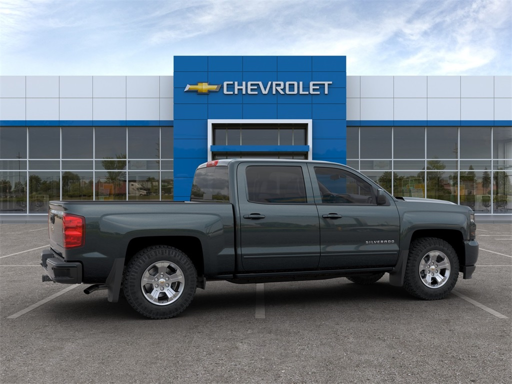 2018 Silverado 1500 Crew Cab 4x4, Pickup #CHJ730 - photo 5