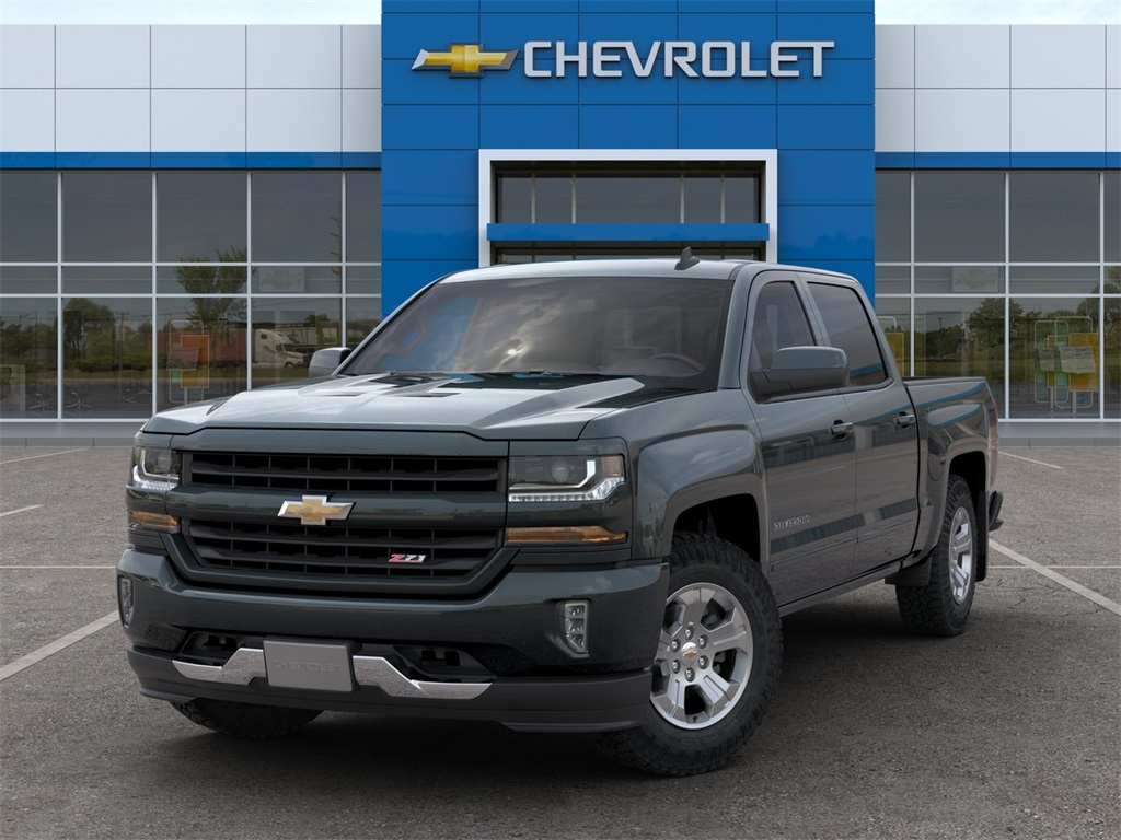 2018 Silverado 1500 Crew Cab 4x4, Pickup #CHJ730 - photo 6