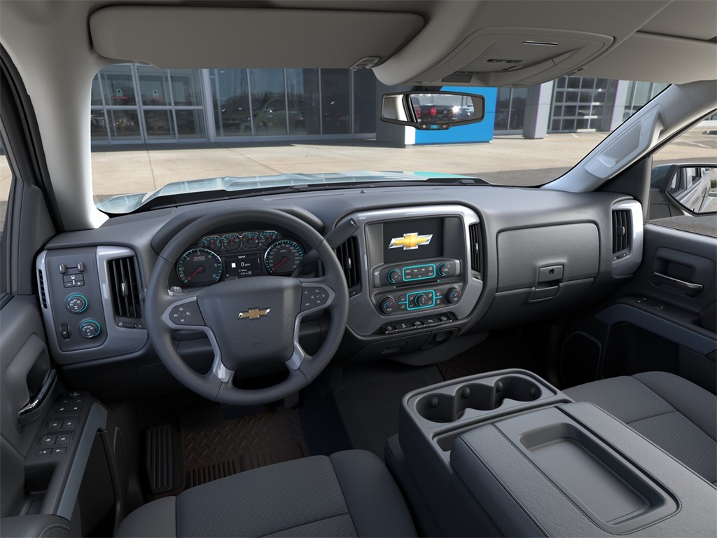 2018 Silverado 1500 Crew Cab 4x4, Pickup #CHJ730 - photo 10