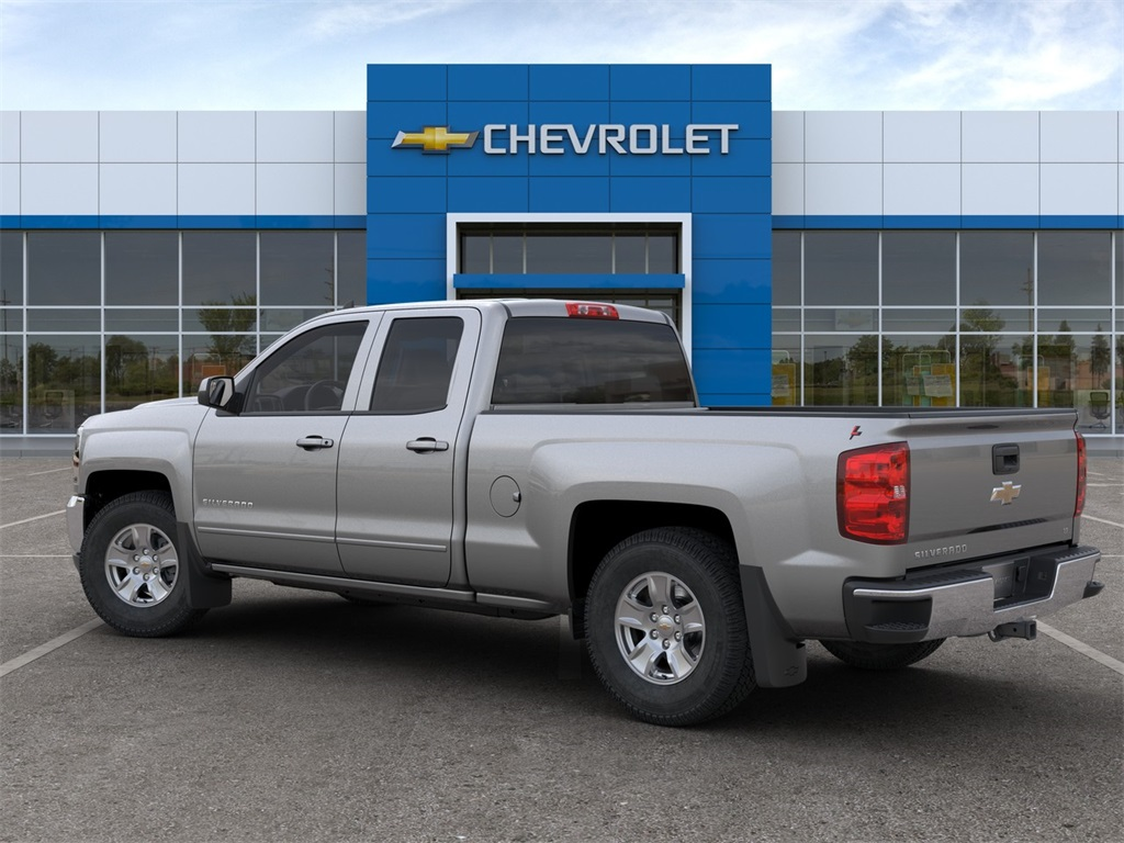 2018 Silverado 1500 Double Cab 4x4,  Pickup #CHJ758 - photo 4