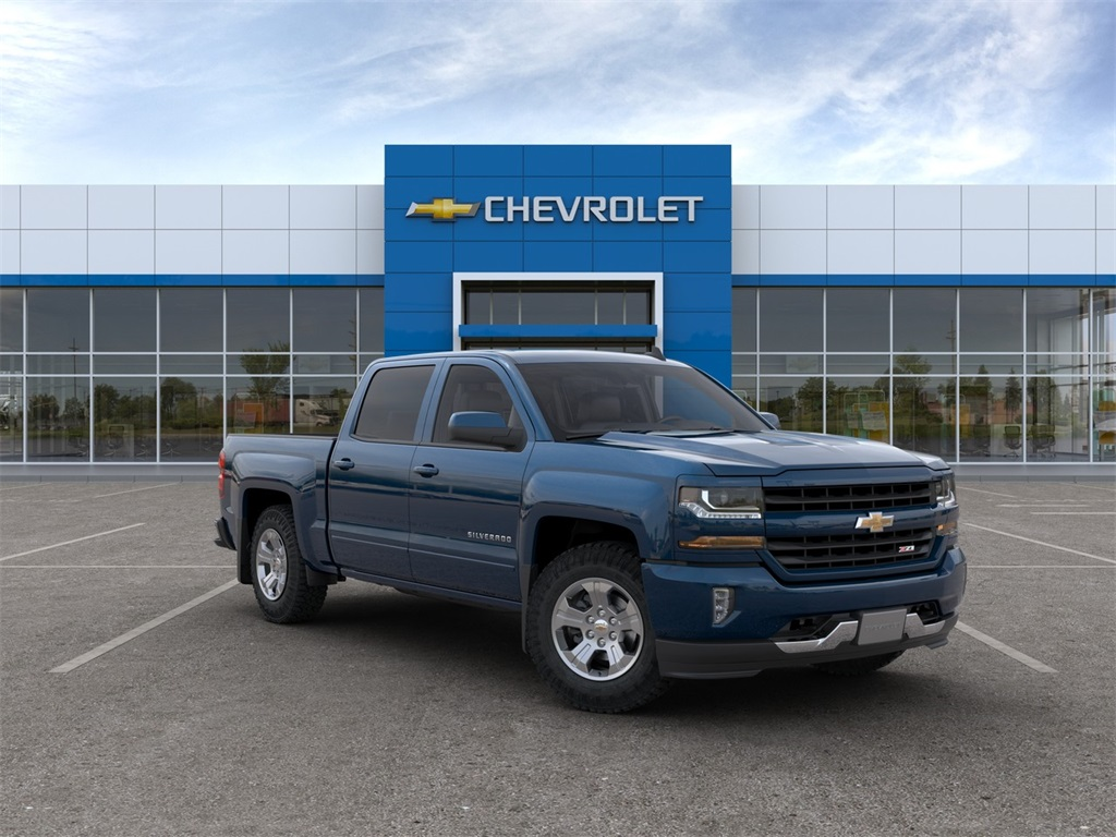 2018 Silverado 1500 Crew Cab 4x4,  Pickup #CHJ810 - photo 1