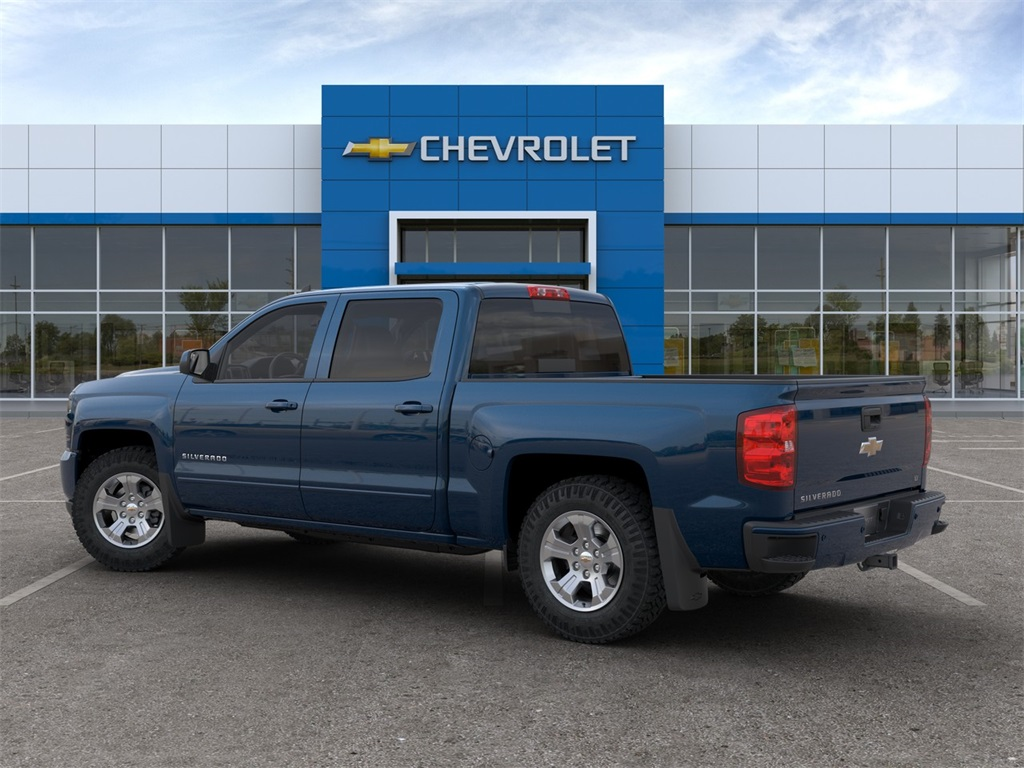 2018 Silverado 1500 Crew Cab 4x4,  Pickup #CHJ810 - photo 4