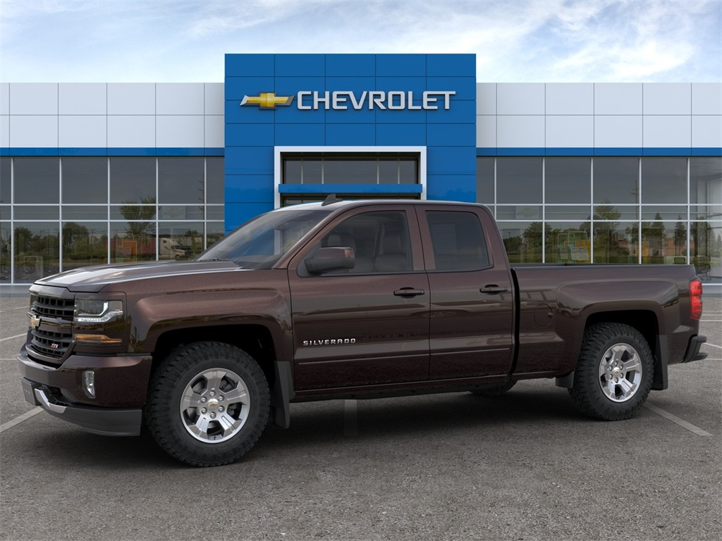 2018 Silverado 1500 Double Cab 4x4,  Pickup #CHJ813 - photo 3