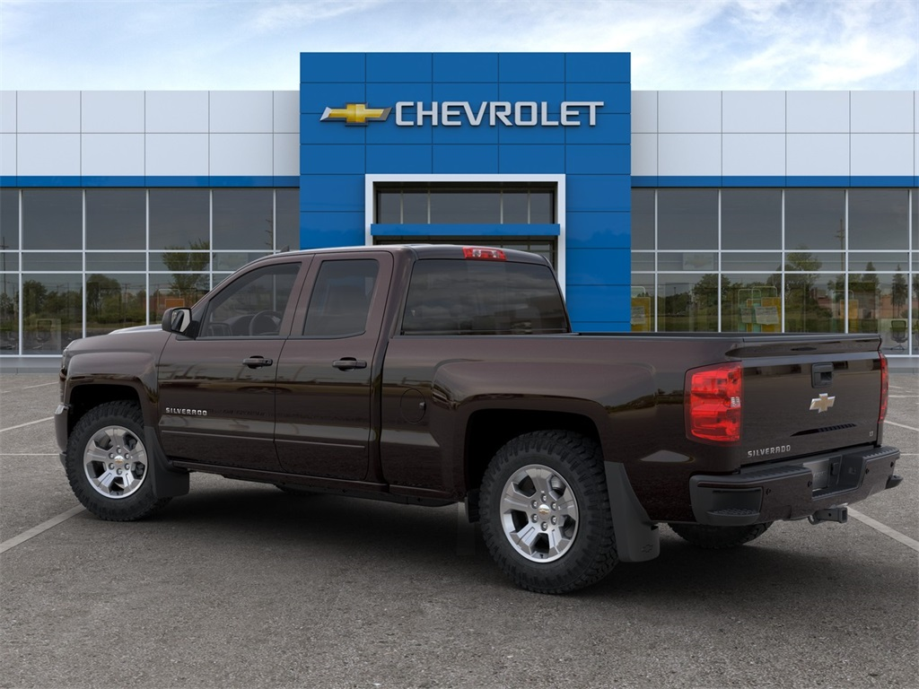 2018 Silverado 1500 Double Cab 4x4,  Pickup #CHJ813 - photo 4