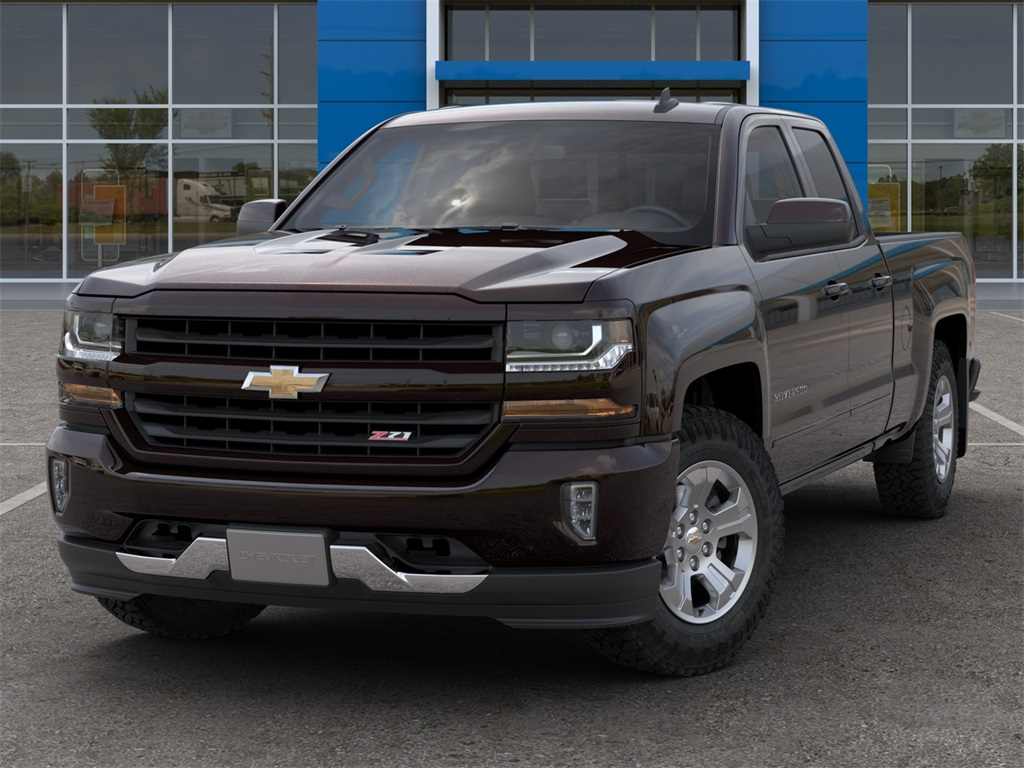 2018 Silverado 1500 Double Cab 4x4,  Pickup #CHJ813 - photo 2
