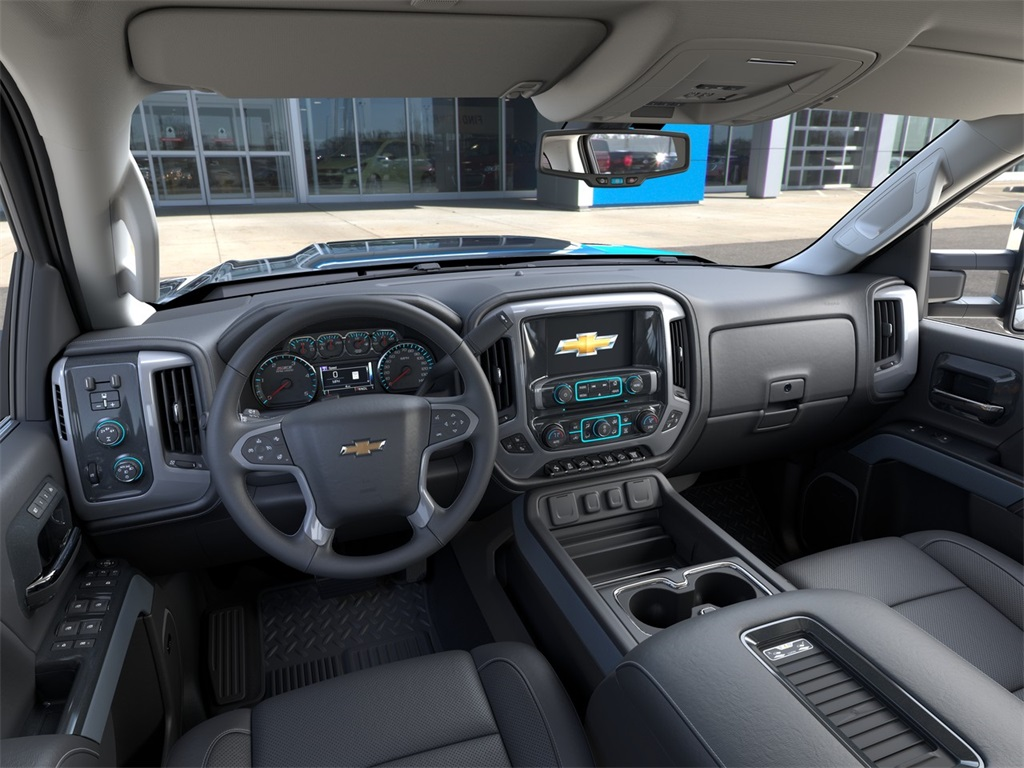 2018 Silverado 2500 Crew Cab 4x4,  Pickup #CHJ835 - photo 10