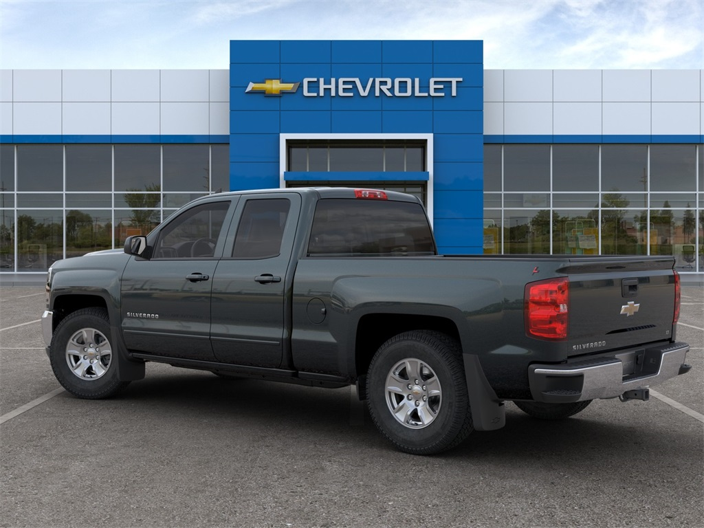 2018 Silverado 1500 Double Cab 4x4,  Pickup #CHJ840 - photo 4