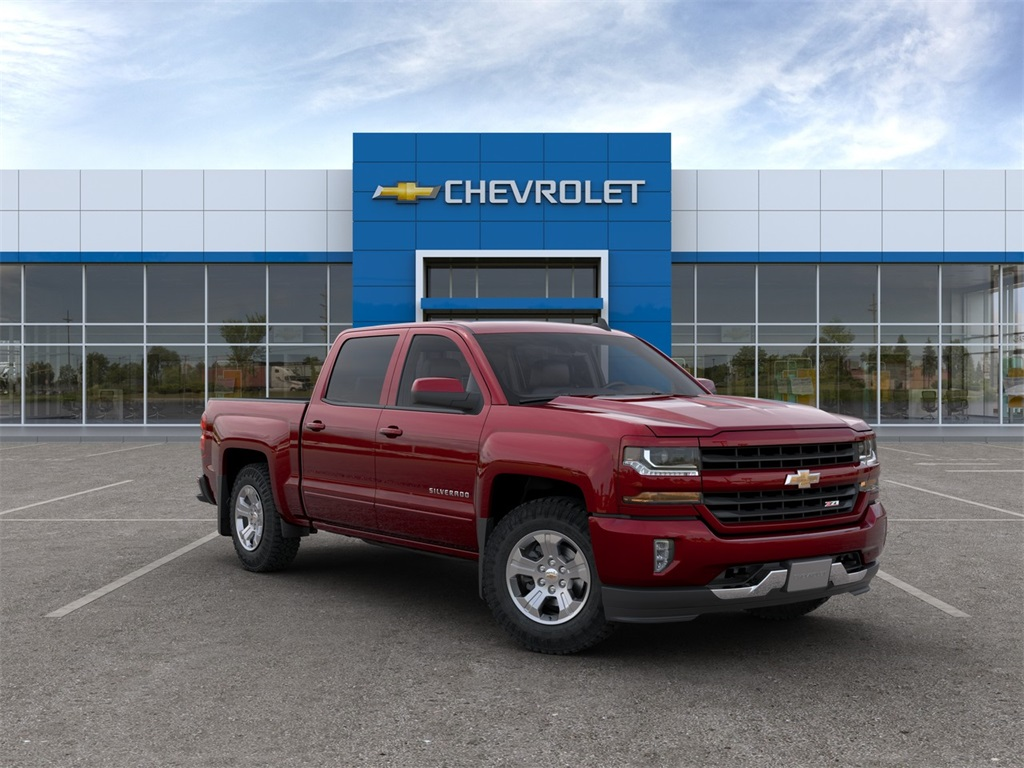 2018 Silverado 1500 Crew Cab 4x4,  Pickup #CHJ851 - photo 1
