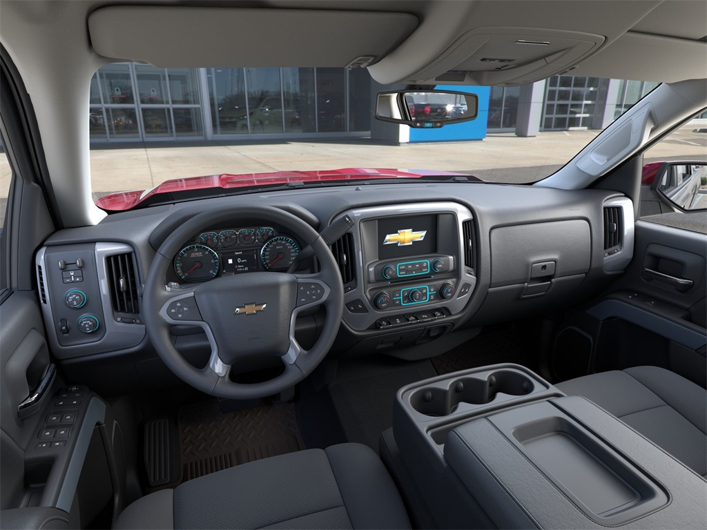 2018 Silverado 1500 Crew Cab 4x4,  Pickup #CHJ851 - photo 10