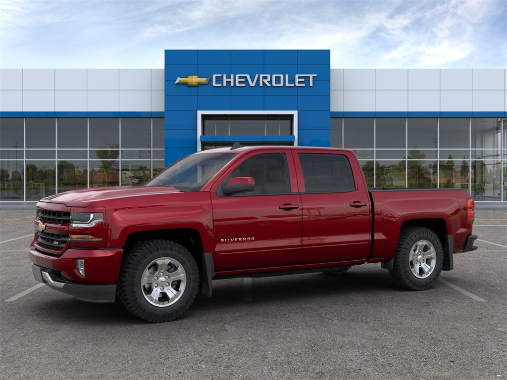 2018 Silverado 1500 Crew Cab 4x4,  Pickup #CHJ851 - photo 3