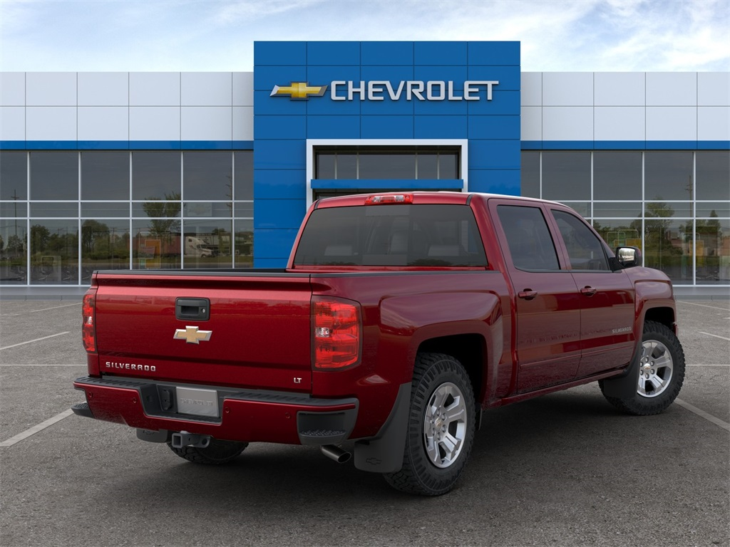 2018 Silverado 1500 Crew Cab 4x4,  Pickup #CHJ851 - photo 5