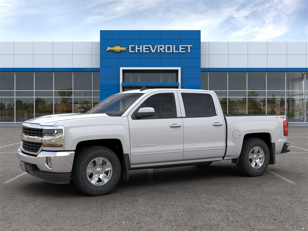 2018 Silverado 1500 Crew Cab 4x4,  Pickup #CHJ917 - photo 3