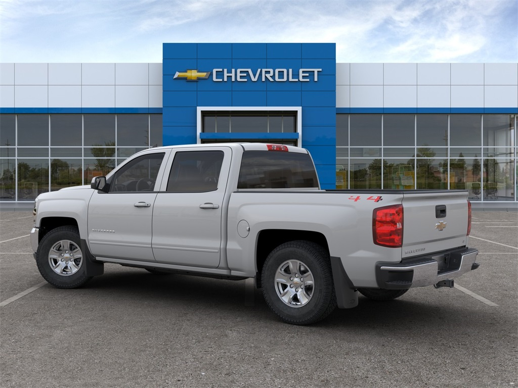 2018 Silverado 1500 Crew Cab 4x4,  Pickup #CHJ917 - photo 4