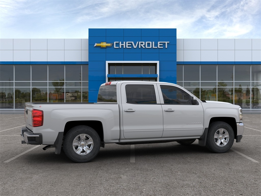 2018 Silverado 1500 Crew Cab 4x4,  Pickup #CHJ917 - photo 6