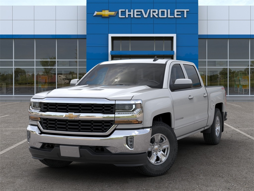 2018 Silverado 1500 Crew Cab 4x4,  Pickup #CHJ917 - photo 2