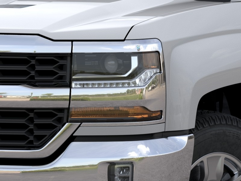 2018 Silverado 1500 Crew Cab 4x4,  Pickup #CHJ917 - photo 8