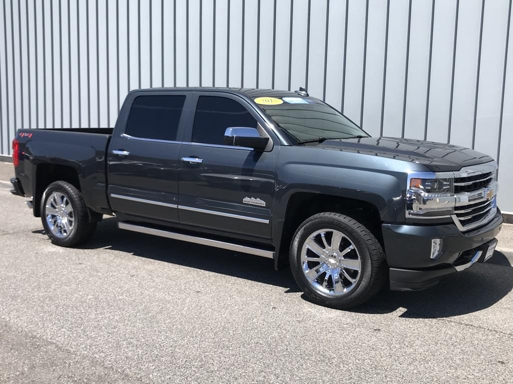 2018 Silverado 1500 Crew Cab 4x4,  Pickup #CHJ950 - photo 1