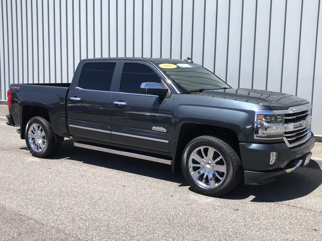 2018 Silverado 1500 Crew Cab 4x4,  Pickup #CHJ950 - photo 3