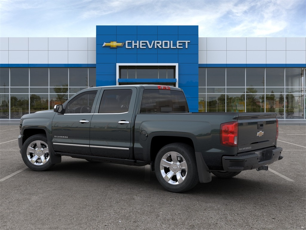 2018 Silverado 1500 Crew Cab 4x4,  Pickup #CHJ971 - photo 4