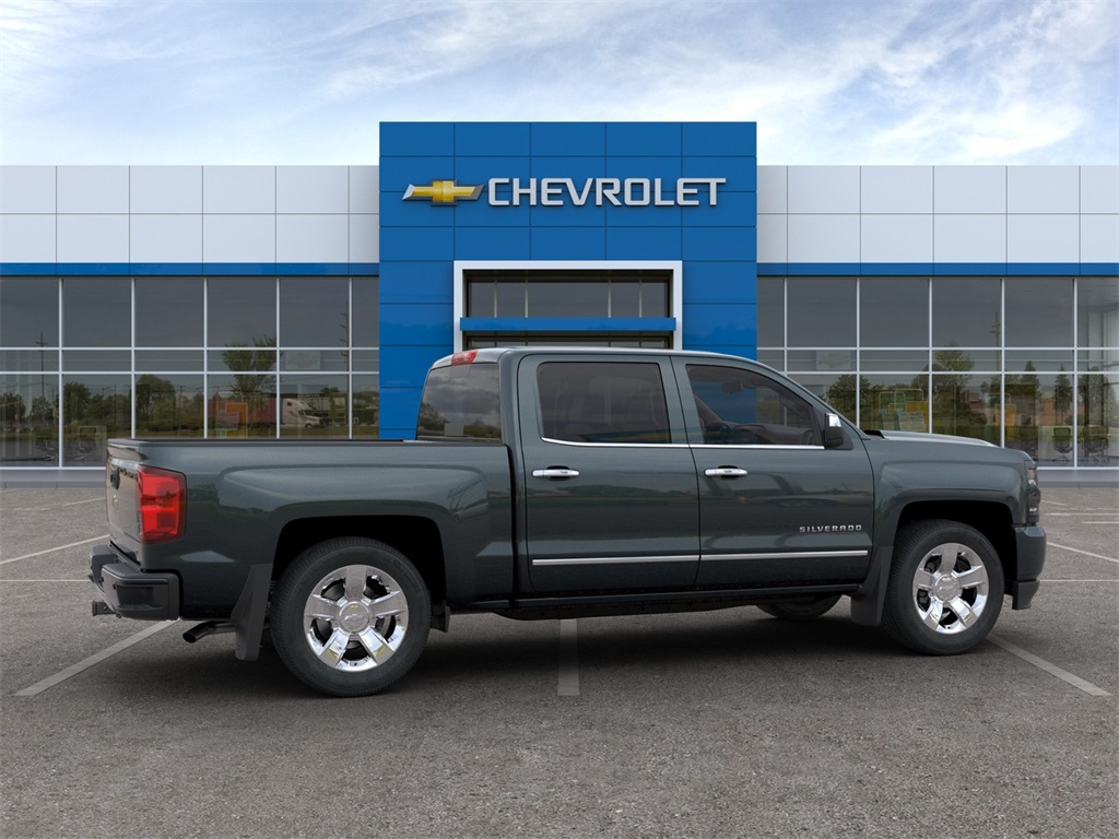 2018 Silverado 1500 Crew Cab 4x4,  Pickup #CHJ971 - photo 6