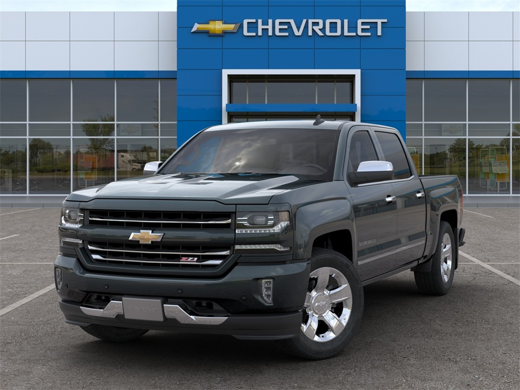 2018 Silverado 1500 Crew Cab 4x4,  Pickup #CHJ971 - photo 2