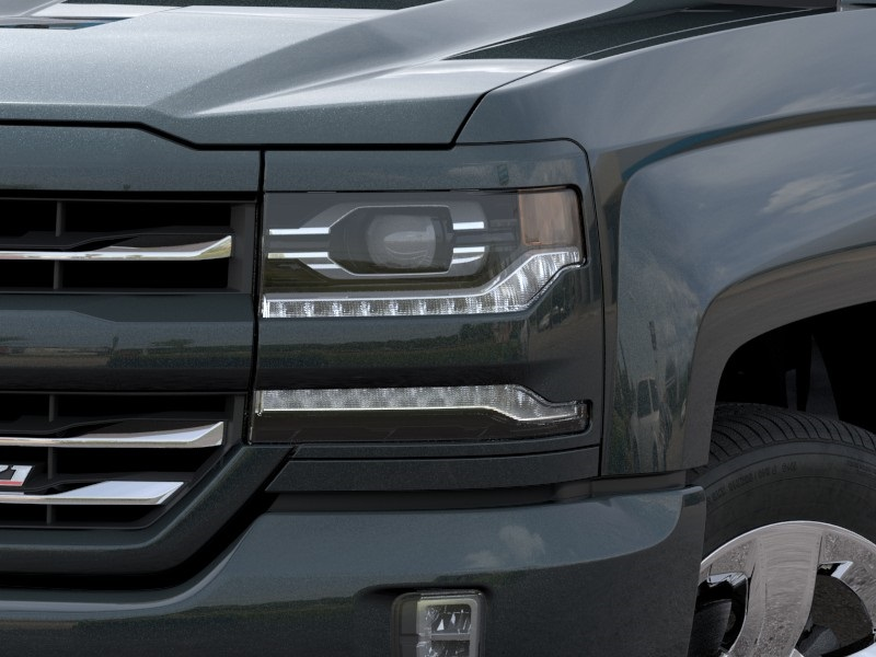 2018 Silverado 1500 Crew Cab 4x4,  Pickup #CHJ971 - photo 8