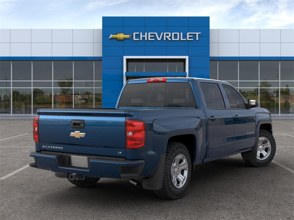 2018 Silverado 1500 Crew Cab 4x4,  Pickup #CHJ988 - photo 5