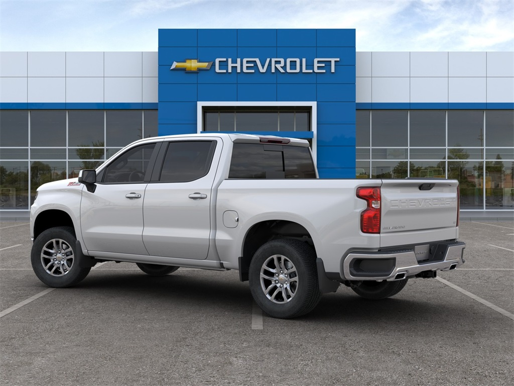 2019 Silverado 1500 Crew Cab 4x4,  Pickup #CHK117 - photo 4