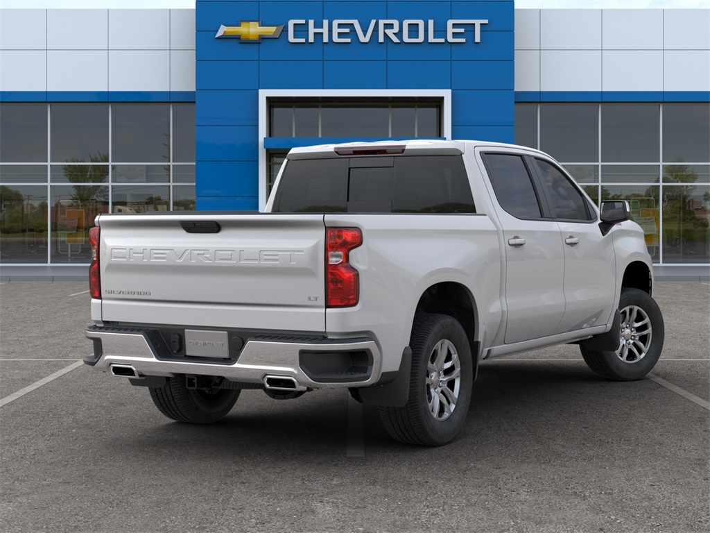 2019 Silverado 1500 Crew Cab 4x4,  Pickup #CHK117 - photo 5