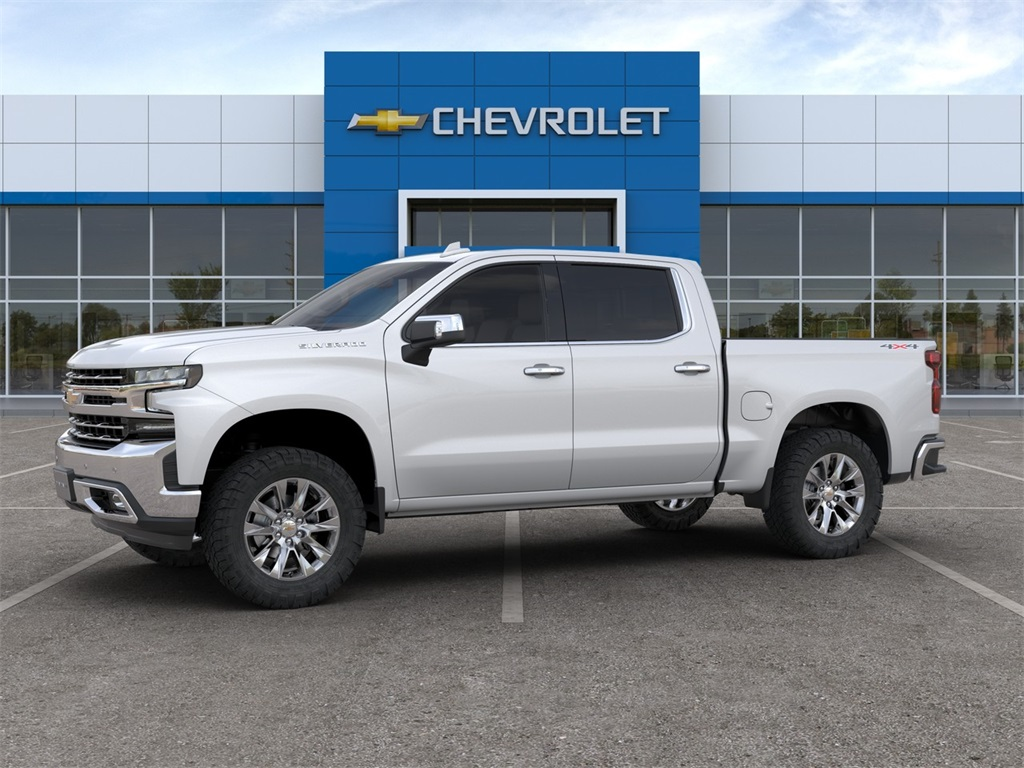 2019 Silverado 1500 Crew Cab 4x4,  Pickup #CHK136 - photo 3