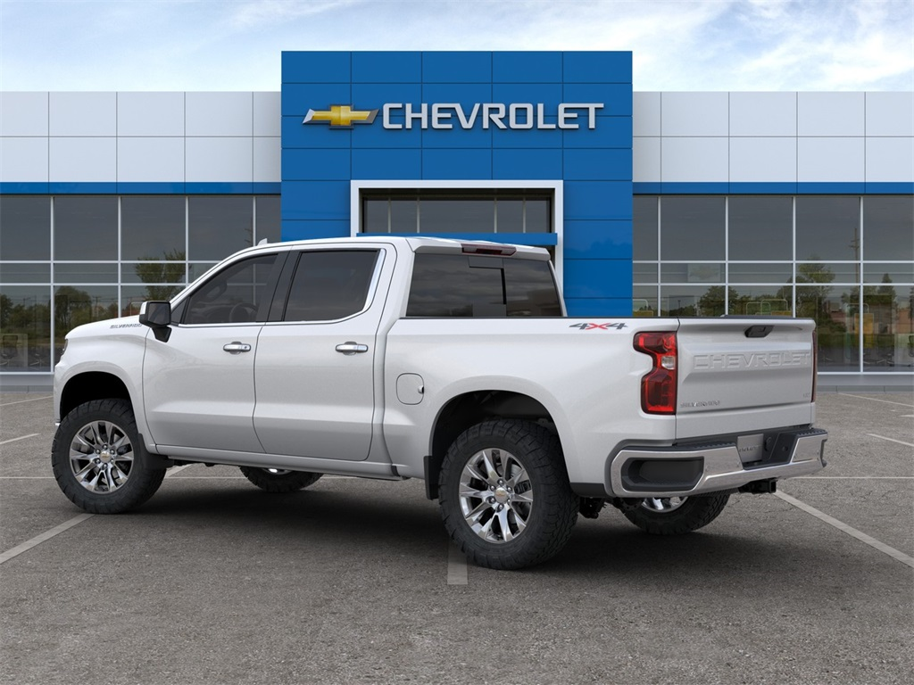 2019 Silverado 1500 Crew Cab 4x4,  Pickup #CHK136 - photo 4