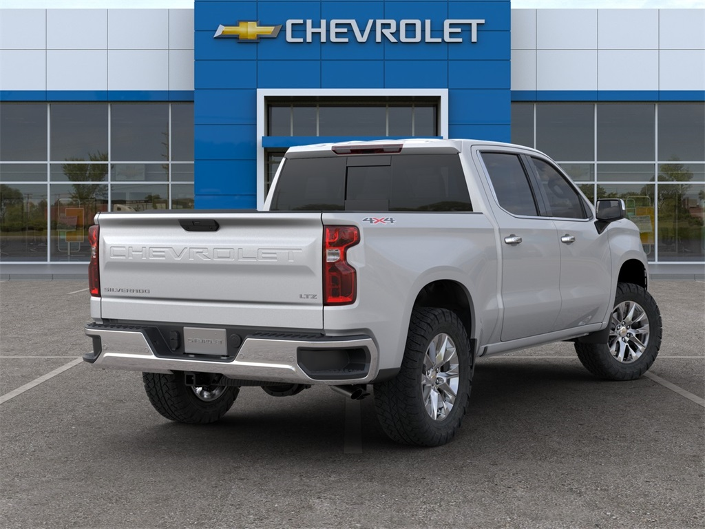 2019 Silverado 1500 Crew Cab 4x4,  Pickup #CHK136 - photo 5