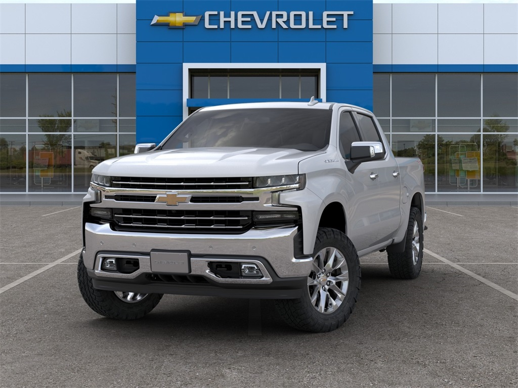 2019 Silverado 1500 Crew Cab 4x4,  Pickup #CHK136 - photo 2