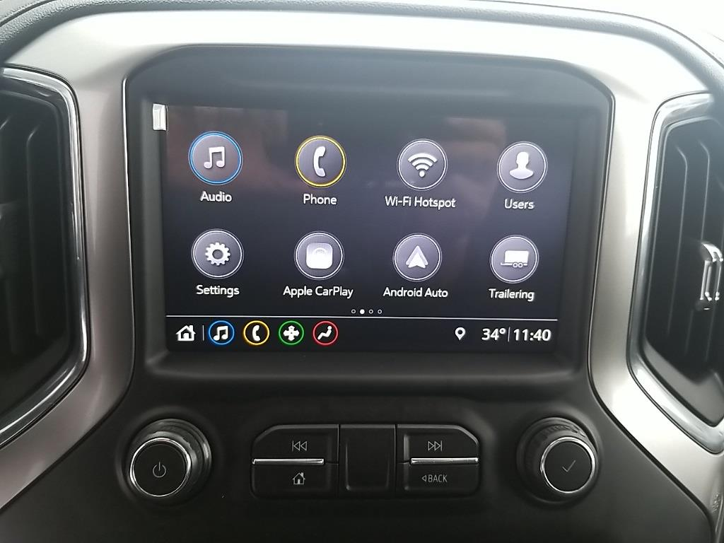 2019 Silverado 1500 Crew Cab 4x4,  Pickup #CHK181 - photo 10