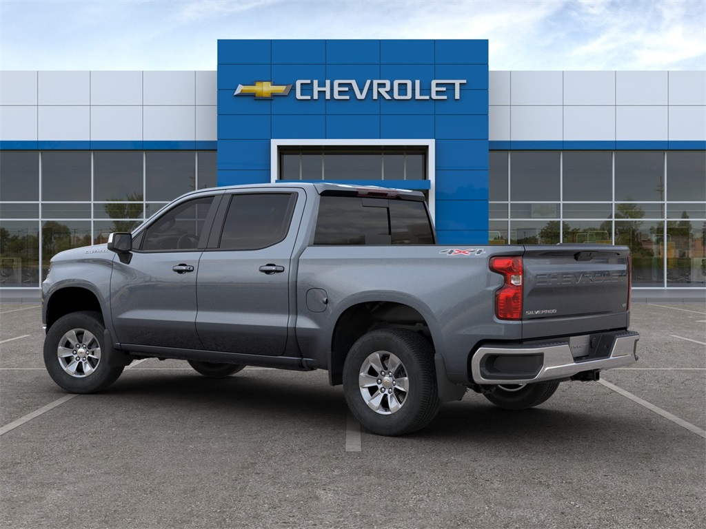 2019 Silverado 1500 Crew Cab 4x4,  Pickup #CHK228 - photo 4