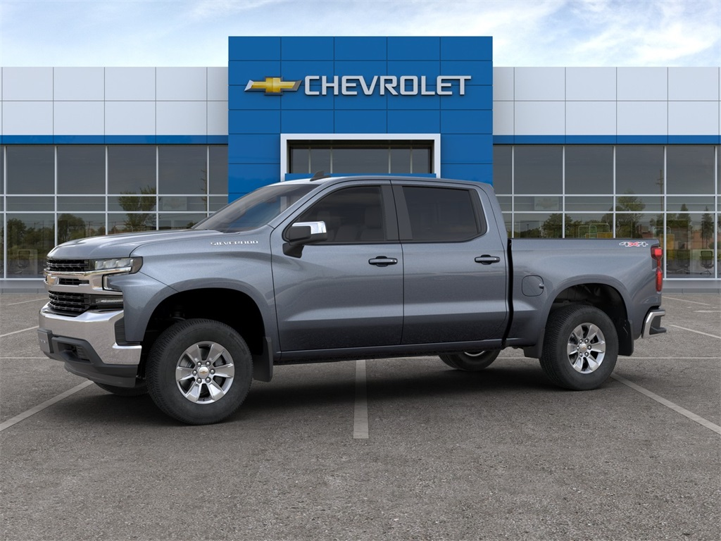 2019 Silverado 1500 Crew Cab 4x4,  Pickup #CHK245 - photo 3