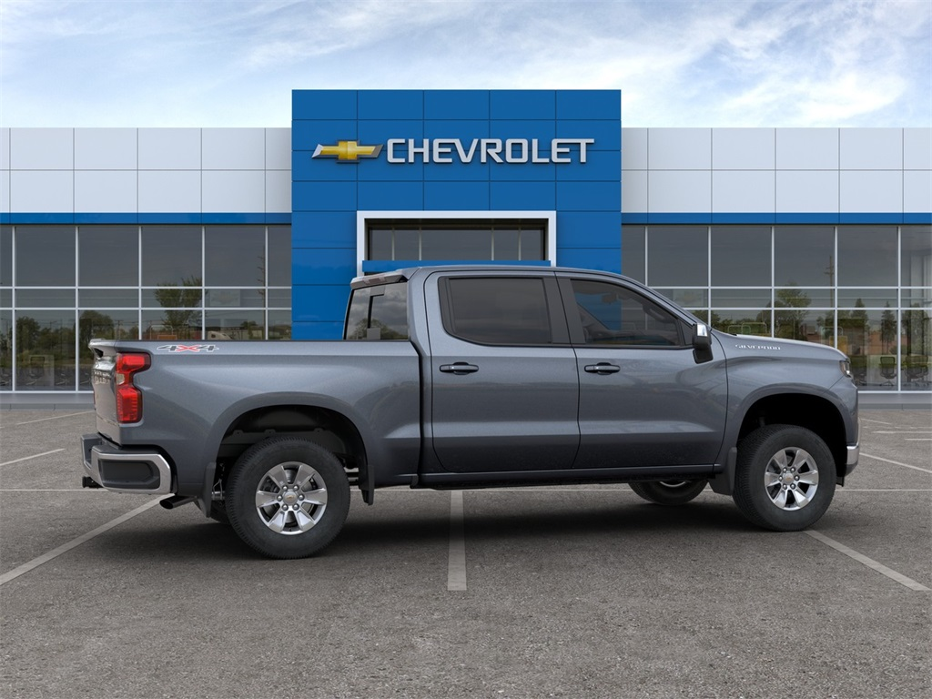 2019 Silverado 1500 Crew Cab 4x4,  Pickup #CHK245 - photo 6