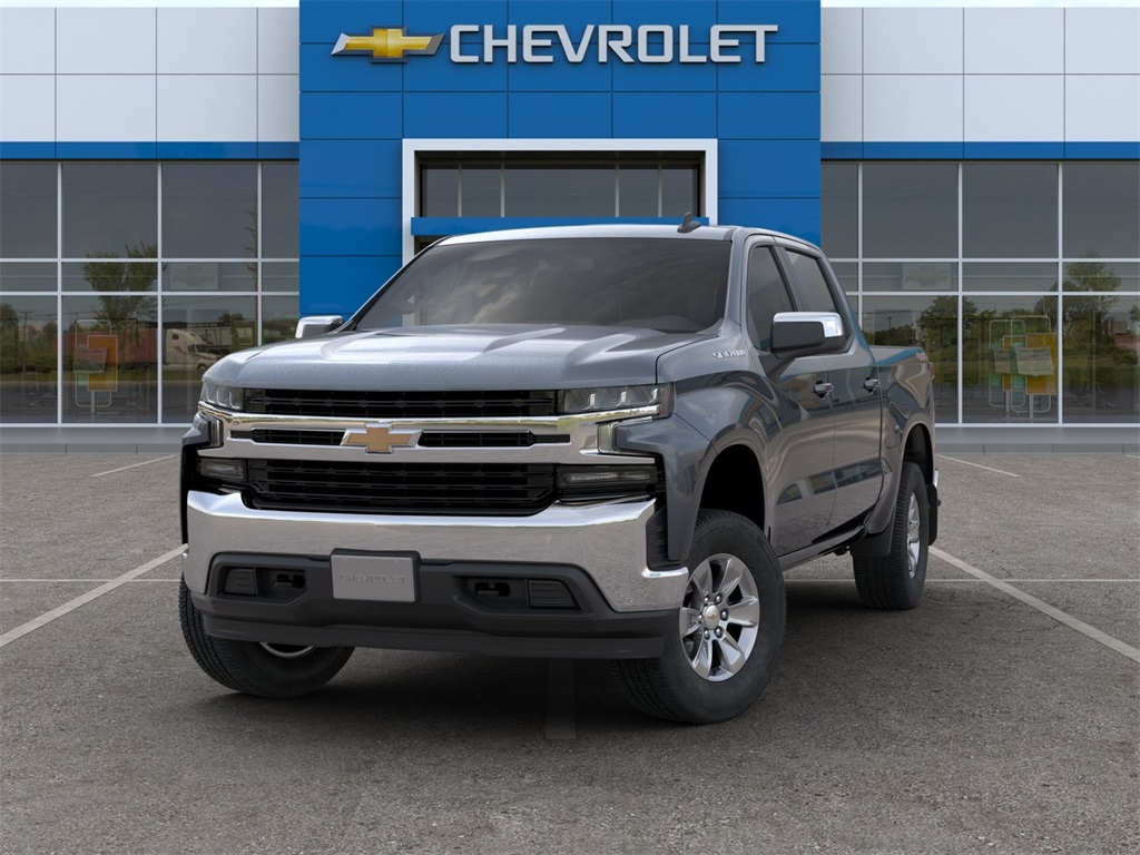 2019 Silverado 1500 Crew Cab 4x4,  Pickup #CHK245 - photo 2