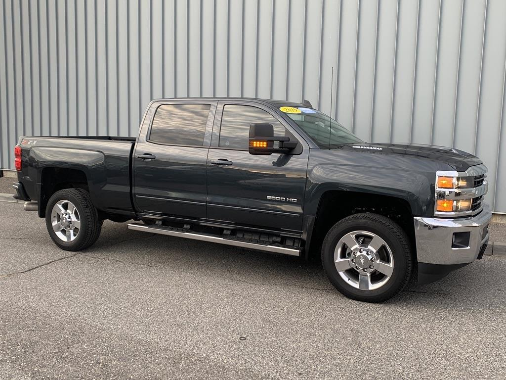 2019 Silverado 2500 Crew Cab 4x4,  Pickup #CHK280 - photo 3