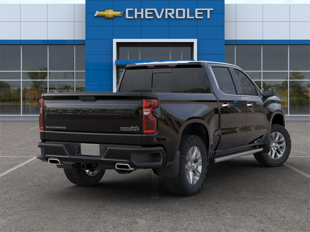 2019 Silverado 1500 Crew Cab 4x4,  Pickup #CHK308 - photo 5