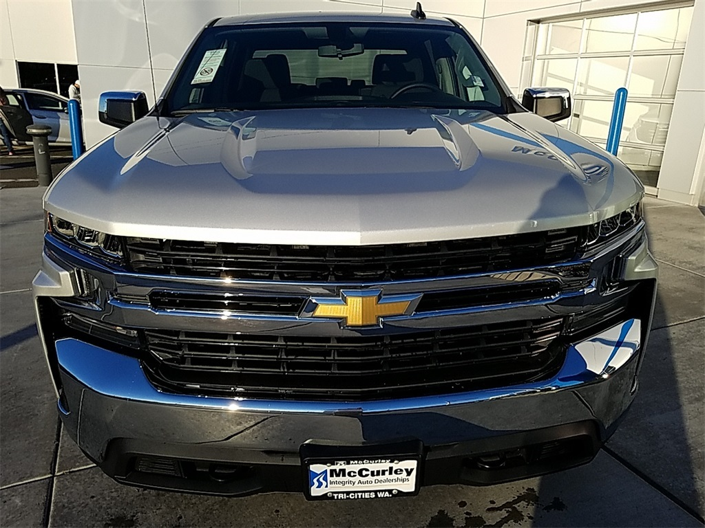 2019 Silverado 1500 Crew Cab 4x4,  Pickup #CHK379 - photo 4