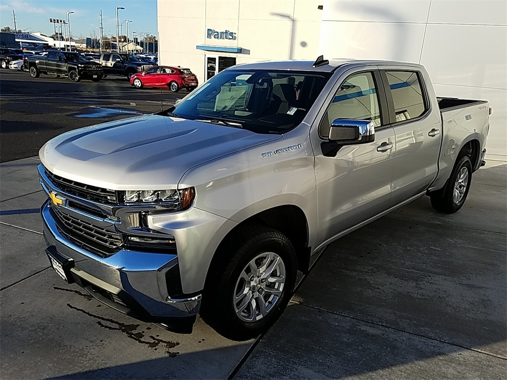 2019 Silverado 1500 Crew Cab 4x4,  Pickup #CHK379 - photo 5