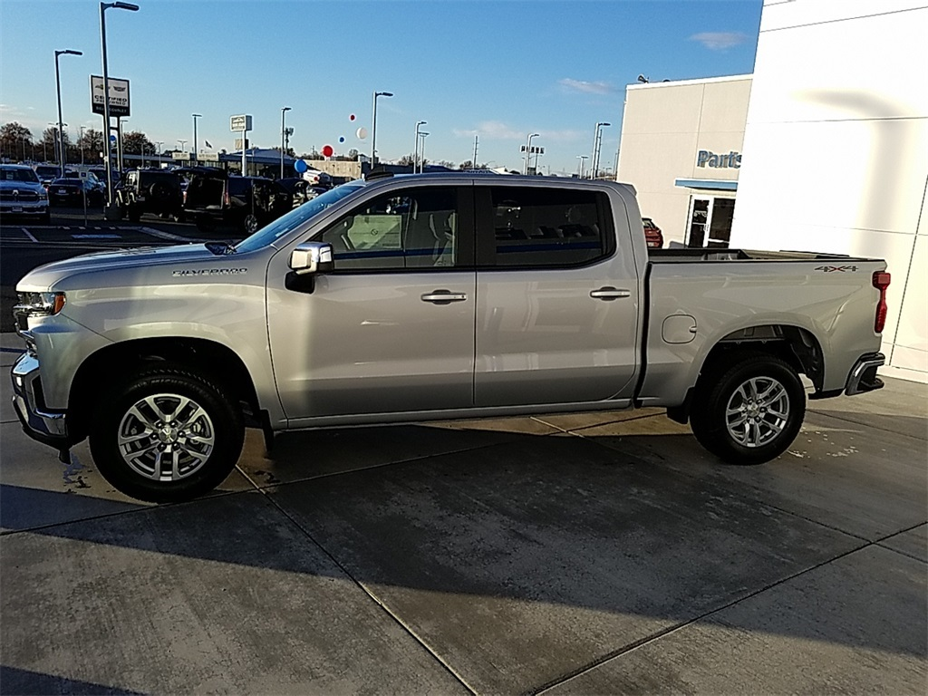 2019 Silverado 1500 Crew Cab 4x4,  Pickup #CHK379 - photo 6